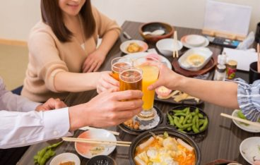 新年会の二日酔いにおすすめ!食べ物や飲み物で緩和するには?